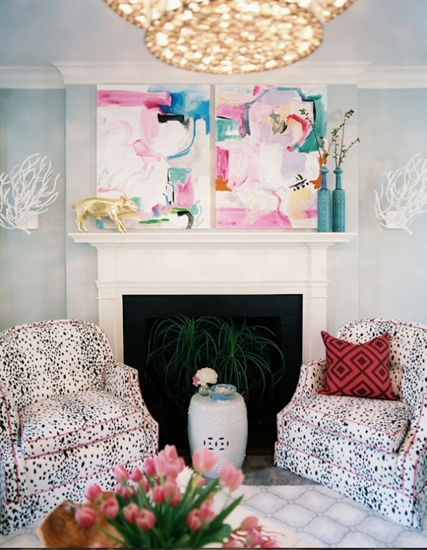 Dalmatian-Theme6 Top 5 Girls' Bedroom Decoration Ideas in 2017