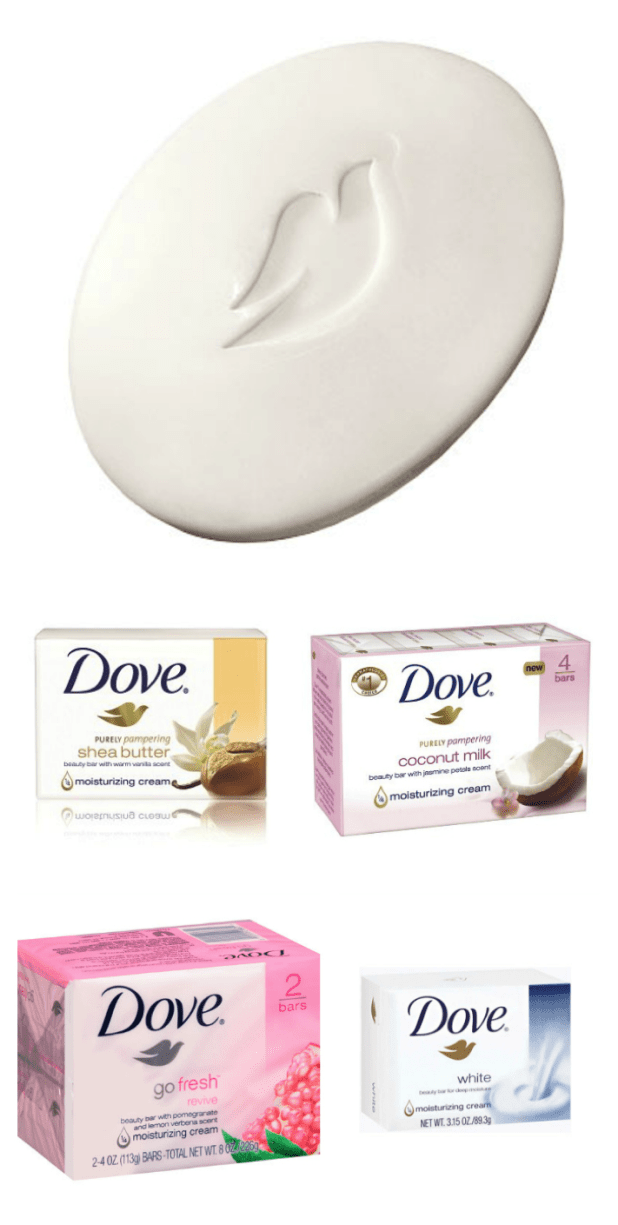 Dove's-Soap-Bar3 6 Best-Selling Beauty Products For Women