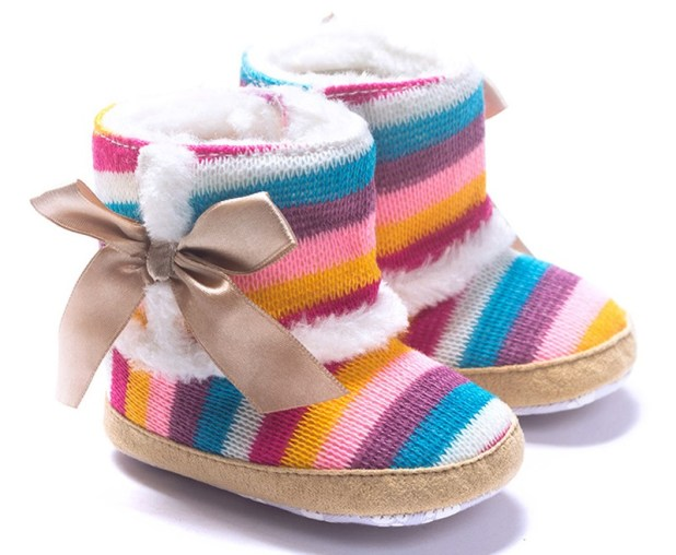 Livebox-baby-girl-boots-675x555 20+ Adorable Baby Girls Shoes Fashion for 2017