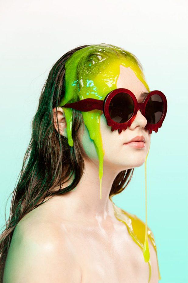 MeltingDripping-Sunglasses1 12 Most Unusual Sunglasses Ever