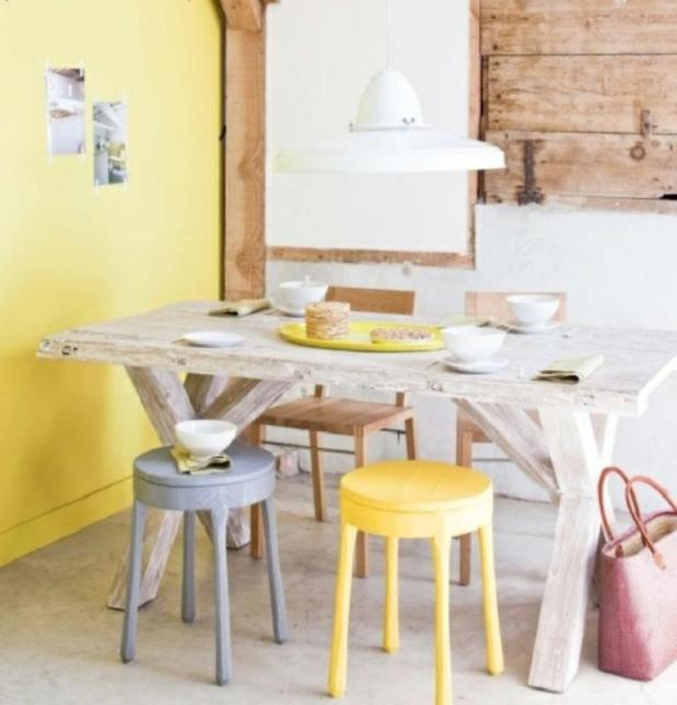 Pastel-Your-Kitchen2 5 Kitchens' Decorations Ideas For 2017