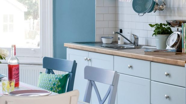 Pastel-Your-Kitchen4 5 Kitchens' Decorations Ideas For 2017