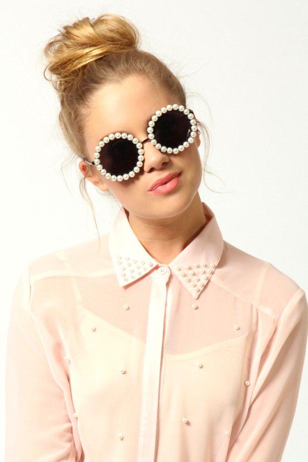 Pearl-Sunglasses4 12 Most Unusual Sunglasses Ever