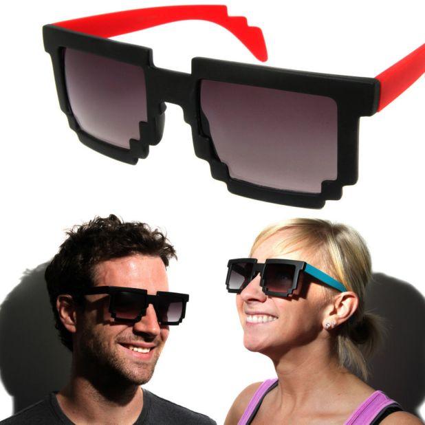 Pixel-Frames4 12 Most Unusual Sunglasses Ever