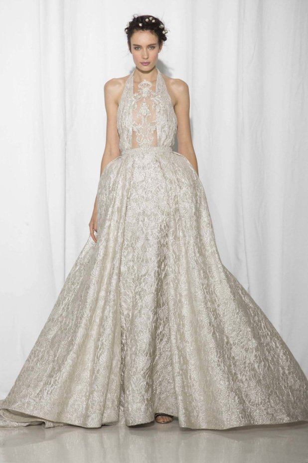 Reem-Acra-bridal-675x1013 2017 Wedding dresses Trends for a Gorgeous-looking Bride