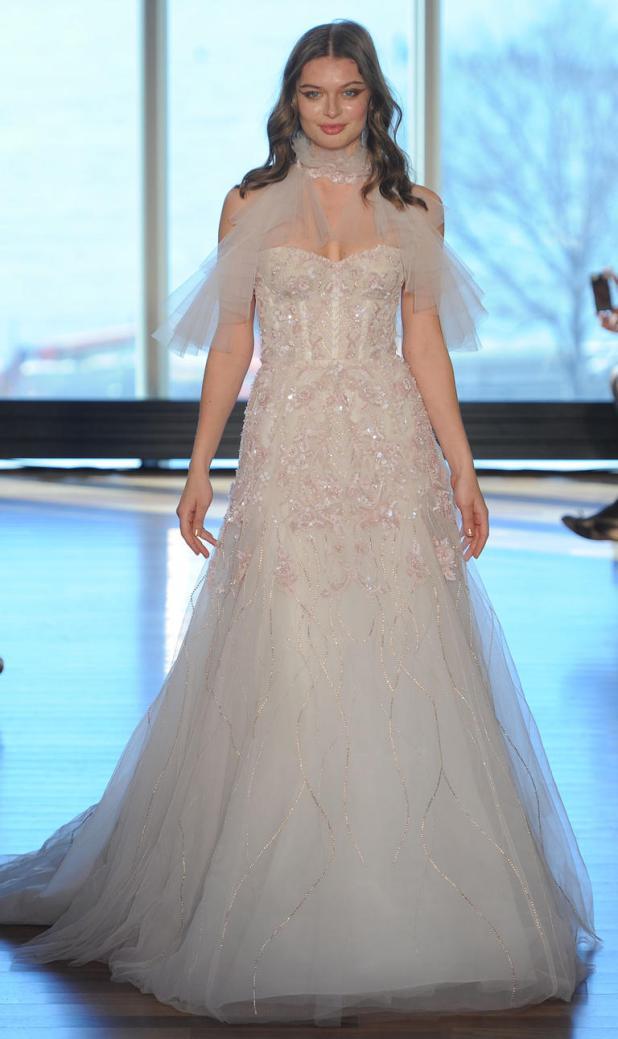 Rivini-Rita-Vinieris-675x1135 2017 Wedding dresses Trends for a Gorgeous-looking Bride