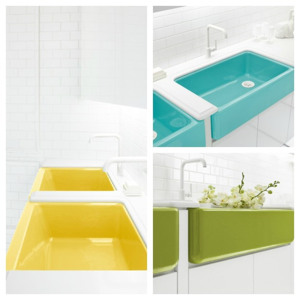 Shade-Your-Sink1 5 Kitchens' Decorations Ideas For 2017