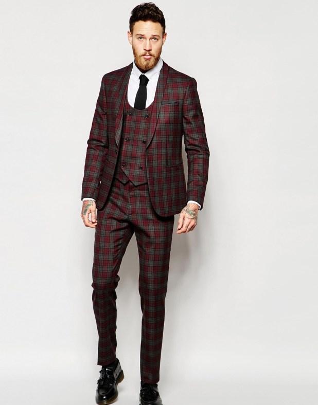Tartan3 25+ Winter Fashion Trends for Handsome Men in 2017