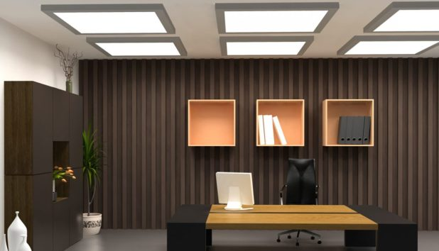 The-Impact-Of-Light4 8 Office Decoration Designs For 2017