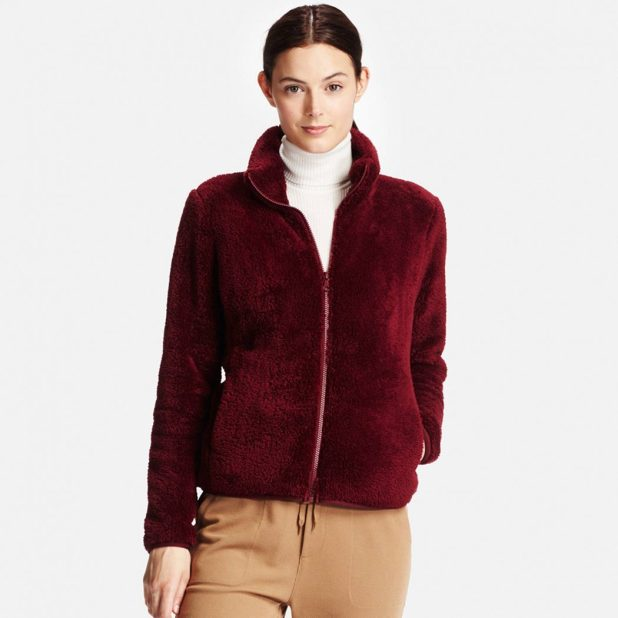 Uniqlo-zip-jacket2-675x675 7 Stellar Christmas Gifts for Your Woman