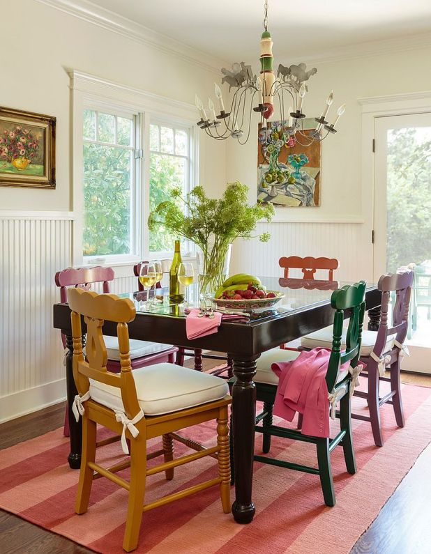 Vintage-Dining-Rooms5 +15 Best Luxurious and Modern Dining Room Design for 2017