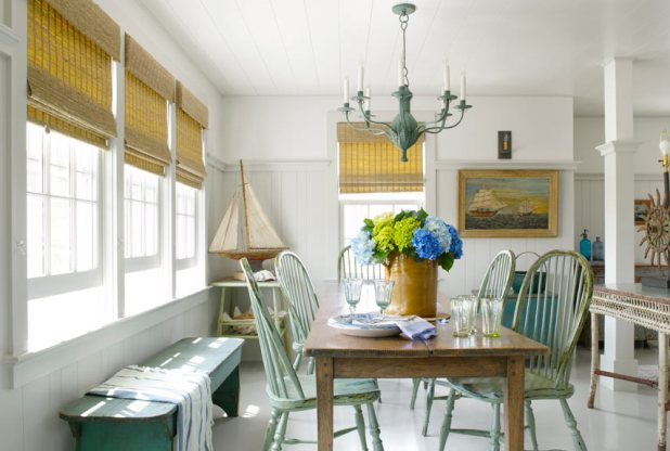 Vintage-Dining-Rooms6 +15 Best Luxurious and Modern Dining Room Design for 2017