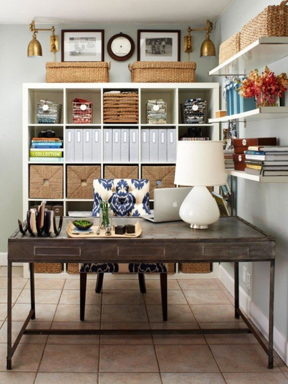 Work-Up-Your-Corner1 8 Office Decoration Designs For 2017