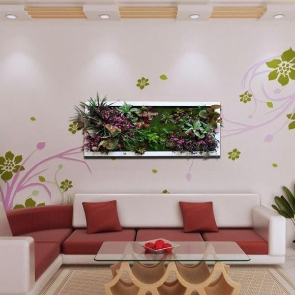 artificial-plants-16 15 Newest Home Decoration Trends You Have to Know for 2017