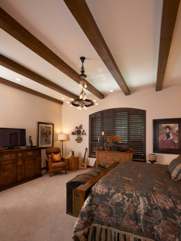 ceiling-beams-4 15 Newest Home Decoration Trends You Have to Know for 2017