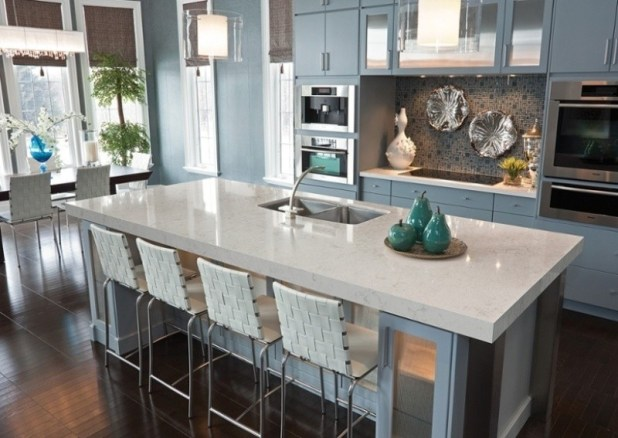 engineered-quartz-countertops-10 15 Newest Home Decoration Trends You Have to Know for 2017