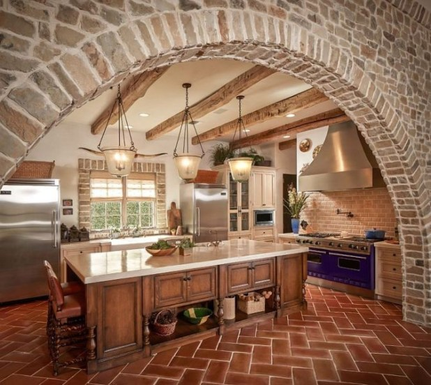 terracotta-tiles-4 15 Newest Home Decoration Trends You Have to Know for 2017