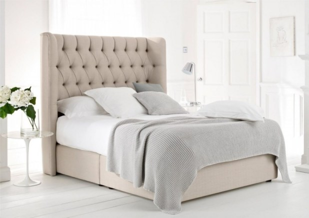 upholstered-bedheads-6 15 Newest Home Decoration Trends You Have to Know for 2017