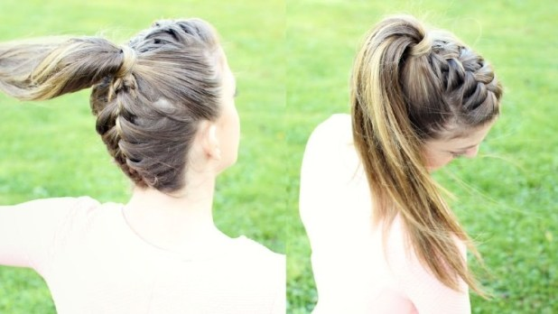 French-and-Dutch-braids-18 28 Hottest Spring & Summer Hairstyles for Women 2017