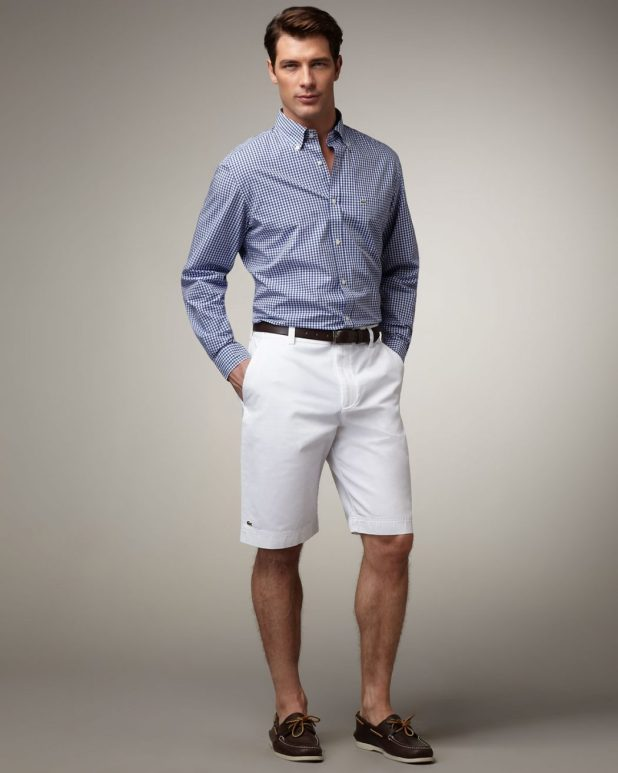 Shirt-with-Bermuda4-675x844 10 Most Stylish Outfits for Guys in Summer 2017