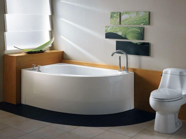 corner-bathtub2-675x506 6 Bathtub Designs that will Make your Jaw Drops!