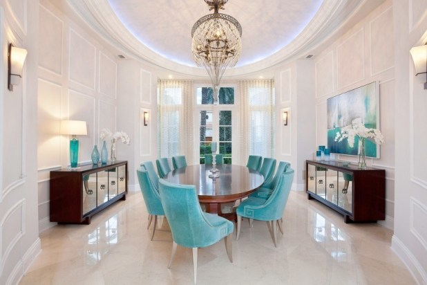 different-shades-of-blue-17 Newest Home Color Trends for Interior Design in 2017