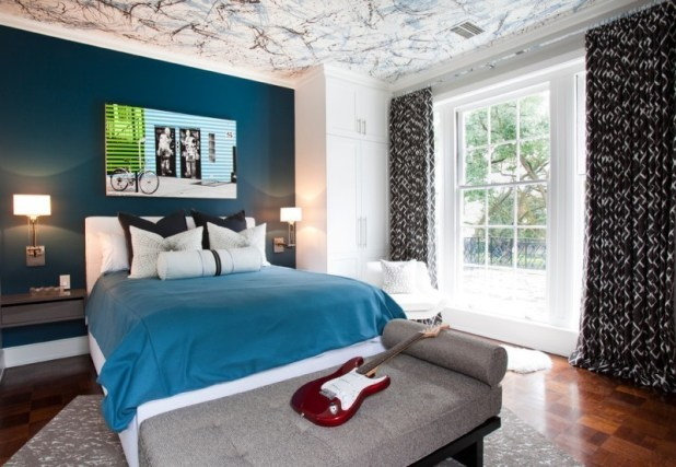 different-shades-of-blue-22 Newest Home Color Trends for Interior Design in 2017