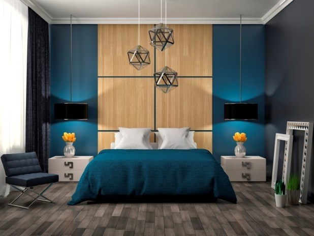 different-shades-of-blue-23 Newest Home Color Trends for Interior Design in 2017