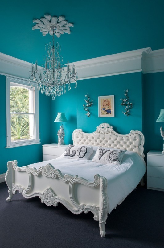 different-shades-of-blue-4 Newest Home Color Trends for Interior Design in 2017