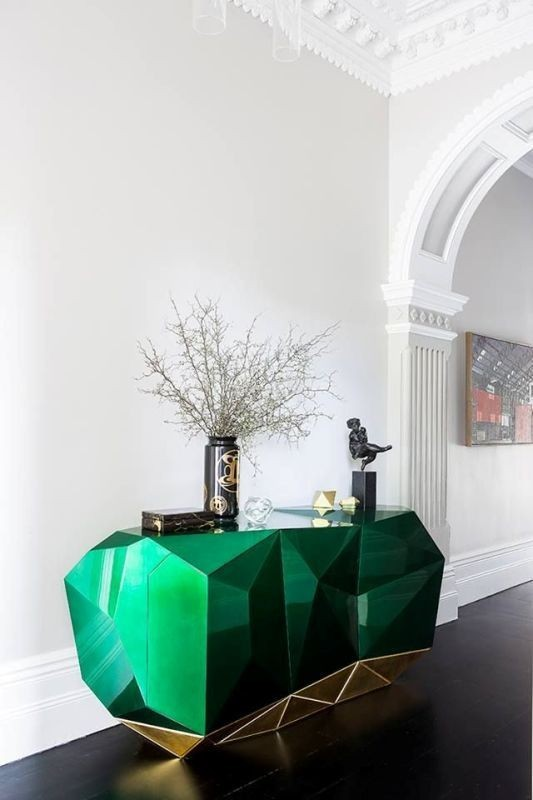 different-shades-of-green-1 Newest Home Color Trends for Interior Design in 2017