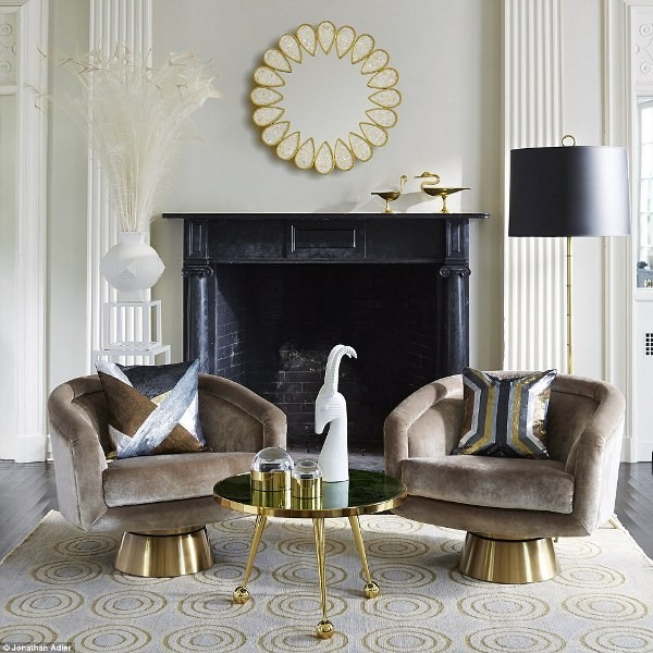 home-color-trends-2017-20 Newest Home Color Trends for Interior Design in 2017