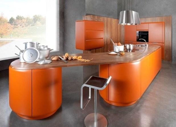 orange-4 Newest Home Color Trends for Interior Design in 2017