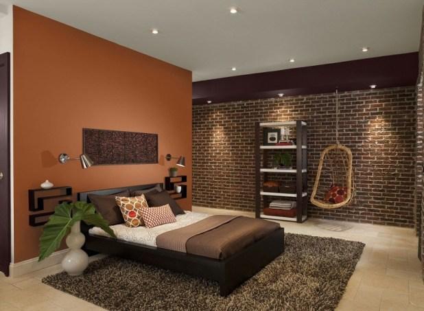 orange-9 Newest Home Color Trends for Interior Design in 2017