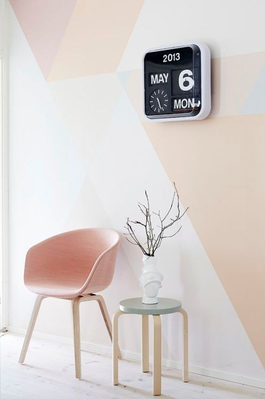 pastel-colors-3 Newest Home Color Trends for Interior Design in 2017
