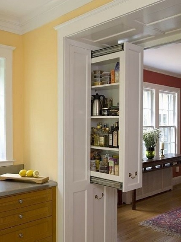 pull-out-kitchen-cabinets-1 83 Creative & Smart Space-Saving Furniture Design Ideas in 2017