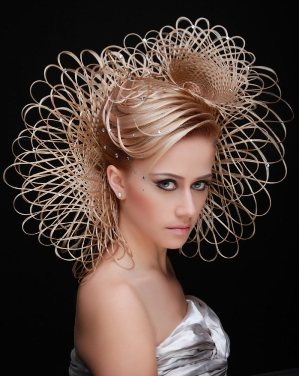 10 Crazy And Weird Hairstyles Crazyforus