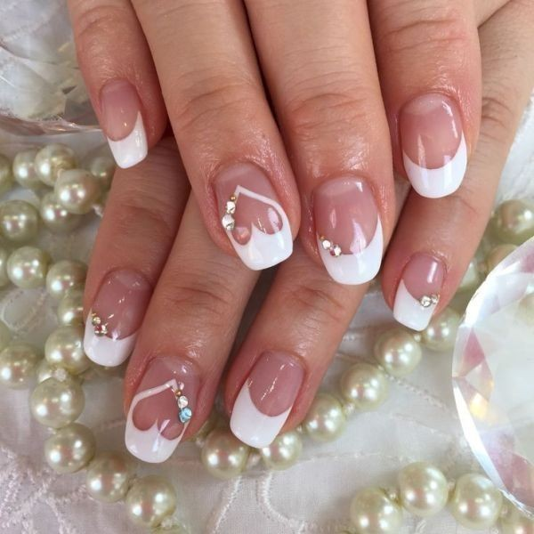 Valentines-Day-Nails-2017-46 50+ Lovely Valentine's Day Nail Art Ideas 2017