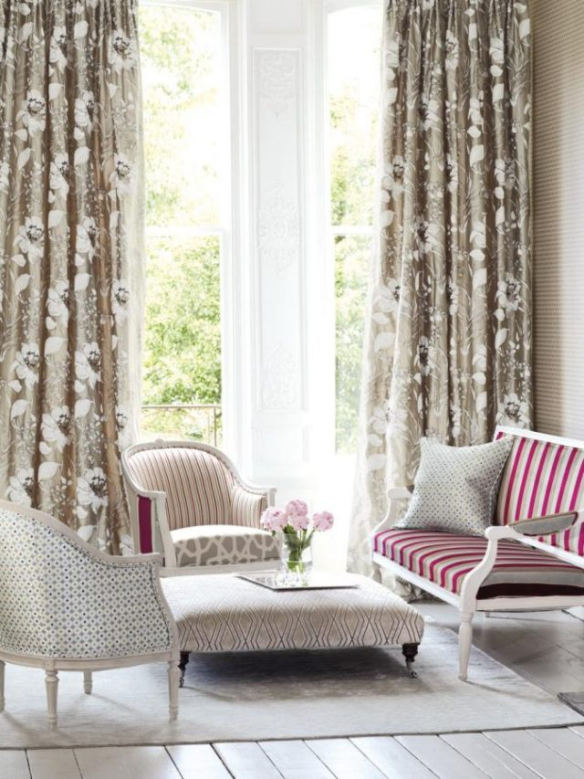 interior-design-living-room-WINDOW-TREATMENTS-675x900 15 Interior Design Tips & Ideas for Narrow Small Spaces
