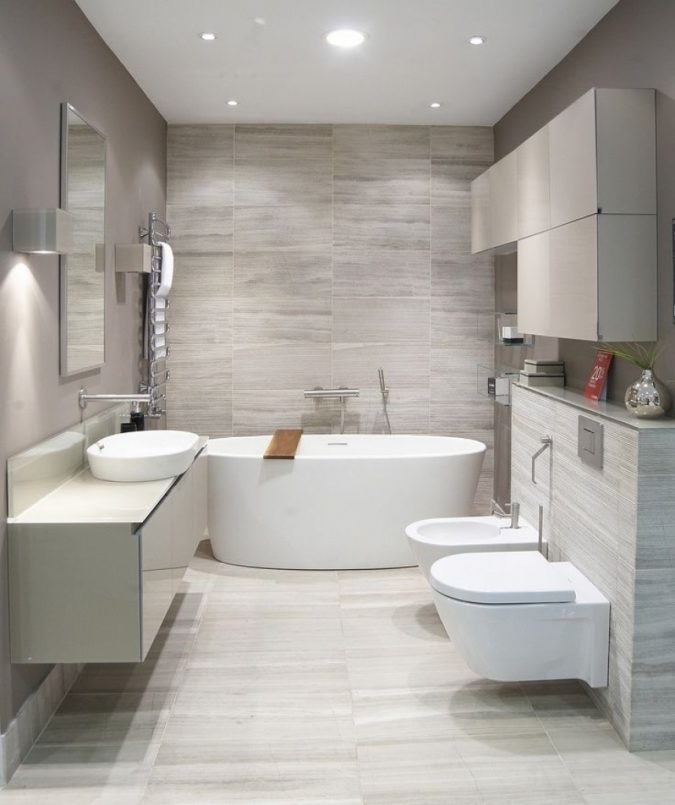 Best 10 Master Bathroom Design Ideas for 2020 | Pouted.com on Master Bathroom Remodel Ideas  id=36178