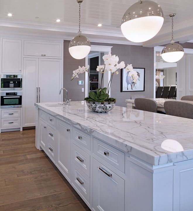 Top 10 Hottest Kitchen Design Trends in 2020 | Pouted.com on Kitchen Countertop Decor  id=98323