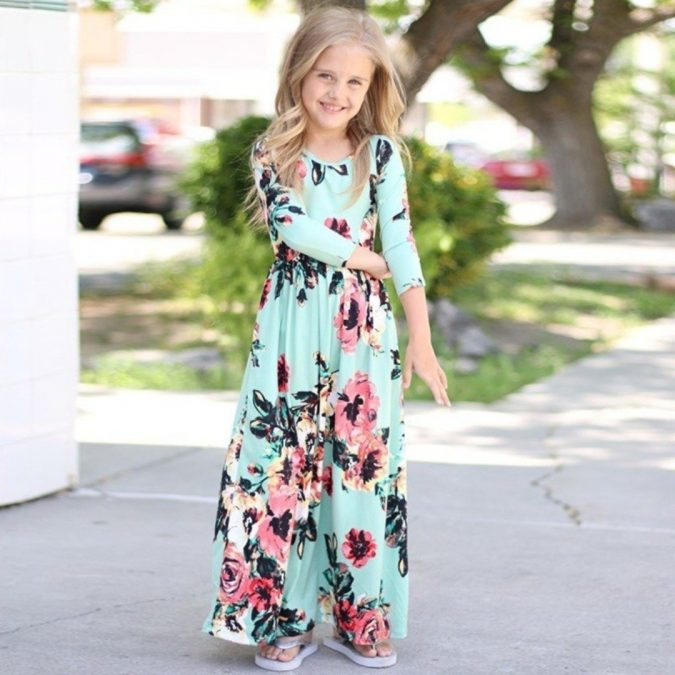 children-casual-outfit-dress-675x675 Children's Fashion 2019: Trends for Girls and Boys