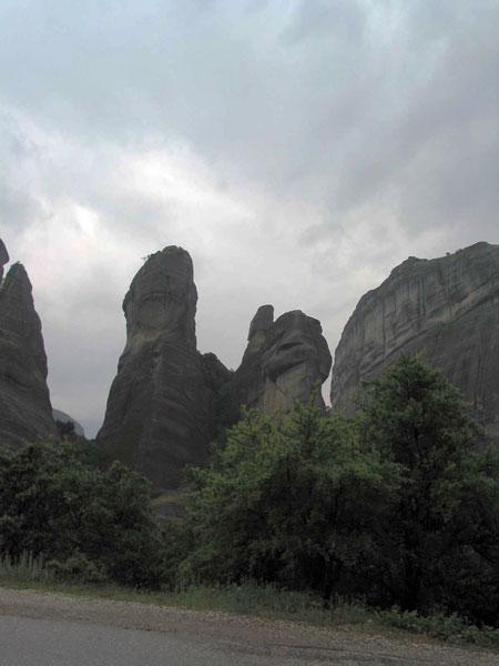 Earth's statues