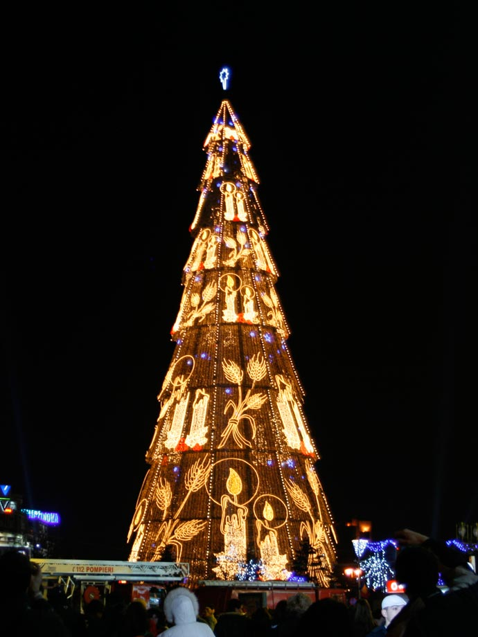 Christmas 2007 - Bucharest