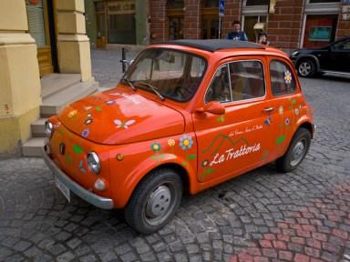 Old Fiat 500