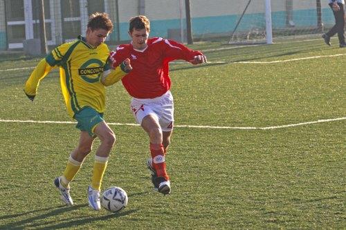 Chiajna - Atleticos 0-7