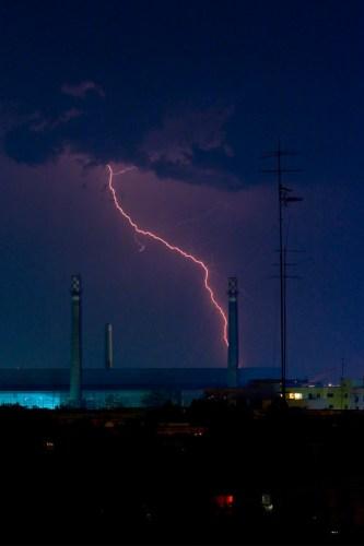 Lightning storm - 3