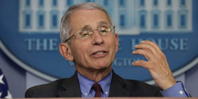 Trump frustrated with Fauci