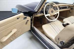 Mercedes-Benz SL- interior