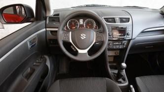 Suzuki Swift- interior