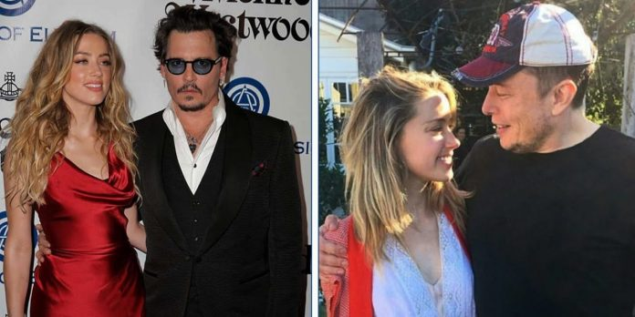 Amber Heard Johnny Depp Like Grenades
